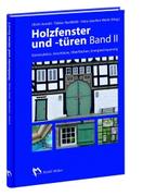 Fachbuch Holzfenster und -türen